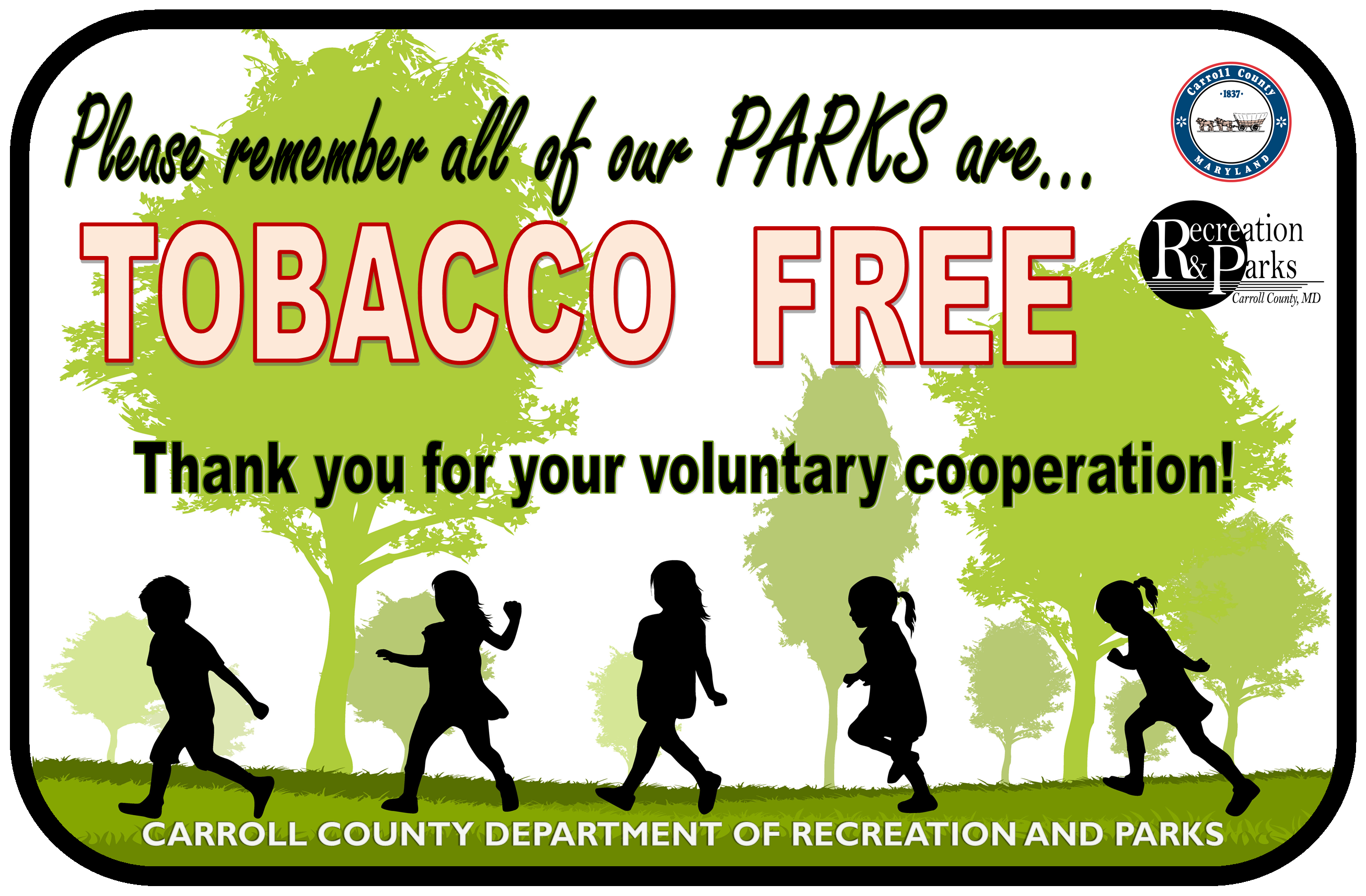 tobacco free parks